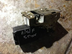 peugeot 205 1.6 / 1.9 gti 1.1 1.4 xs gt all 205 5 door n/s/f door lock
